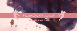 Valentines Banner made by Lavender!