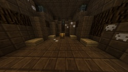 The Treasure Chest inside the loot room